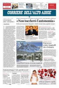 Corriere dell'Alto Adige - 6 Febbraio 2018