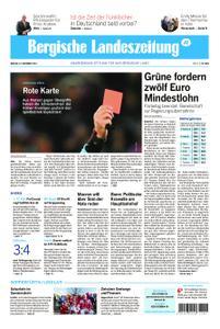 Kölnische Rundschau Wipperfürth/Lindlar – 18. November 2019