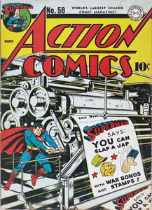 Action Comics 058 (DC) (Mar 1943)