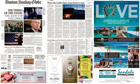 The Boston Globe – February 09, 2020