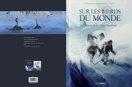 Sur les Bords du Monde - Tome 2 - L'odyssée de Sir Ernest Shackleton
