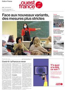 Ouest-France Édition France – 09 février 2021
