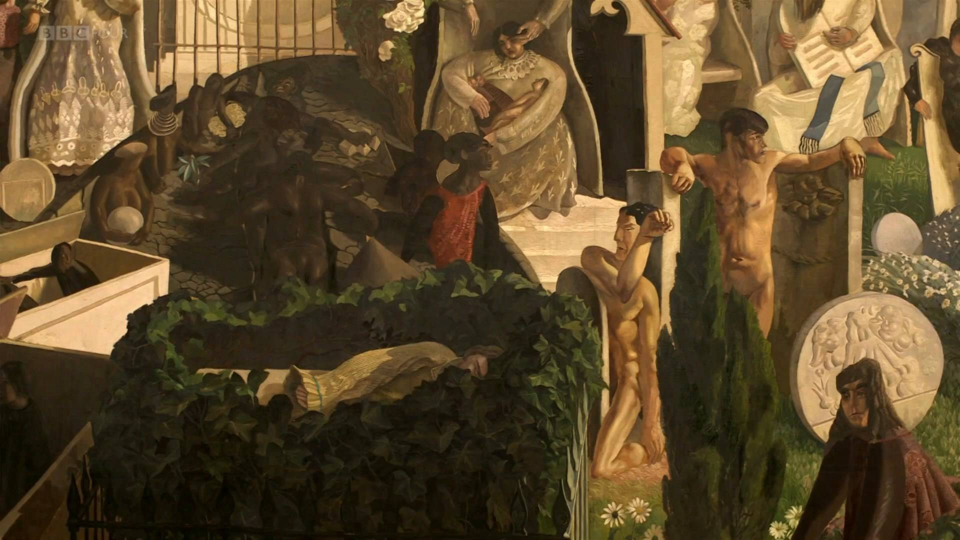 BBC - Stanley Spencer: The Colours of the Clyde (2014)