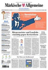 Märkische Allgemeine Westhavelländer - 20. Oktober 2017