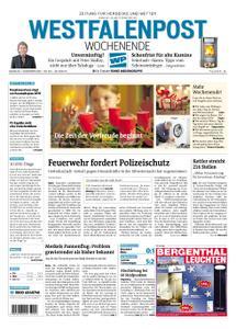 Westfalenpost Wetter - 01. Dezember 2018