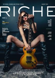 Riche Magazine - Issue 103, August 2021