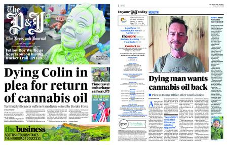 The Press and Journal Moray – June 17, 2019