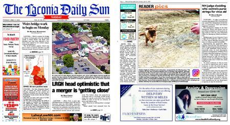 The Laconia Daily Sun – April 21, 2020