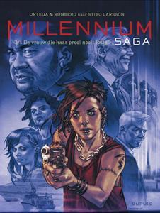 Millennium Saga - 03 - De Vrouw Die Haar Prooi Nooit Loste