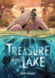 Treasure in the Lake (2021) (Digital Rip) (Hourman-DCP
