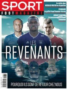 Sport Foot Magazine - 1er Août 2018