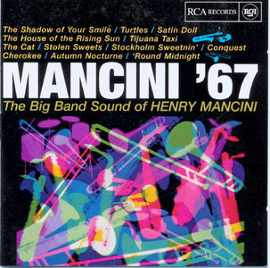 Henry Mancini - Mancini ' 67   1966   (1997)