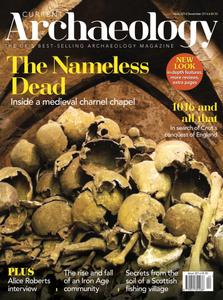 Current Archaeology - Issue 321