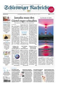 Schleswiger Nachrichten - 25. Mai 2019
