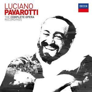 Luciano Pavarotti - The Complete Operas (101CD Box Set) (2017) Part 1