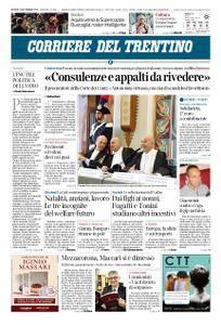 Corriere del Trentino – 27 settembre 2018