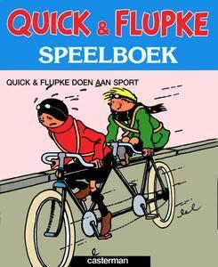 De Guitenstreken Van Kwik En Flupke - E01 - Speelboek Quick  Flupke Doen Aan Sport