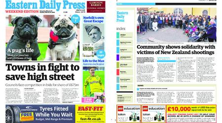 Eastern Daily Press – March 23, 2019