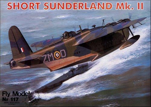 Fly Model 117 - Short Sunderland Mk. II