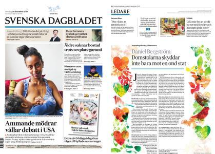 Svenska Dagbladet – 26 december 2018