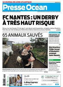 Presse Océan Saint Nazaire Presqu'île – 11 avril 2021