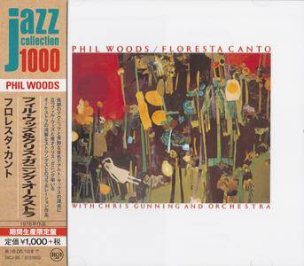 Phil Woods - Floresta Canto (1975) {2015 Japan Jazz Collection 1000 Columbia-RCA Series SICJ 95}