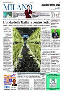 Corriere della Sera Milano – 11 dicembre 2019
