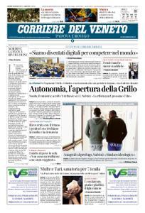 Corriere del Veneto Padova e Rovigo – 20 giugno 2019