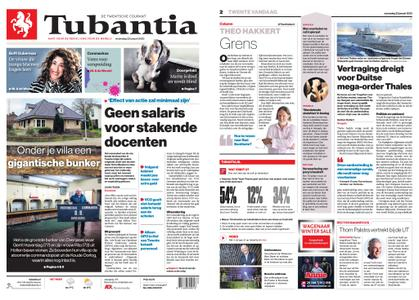 Tubantia - Tubbergen – 22 januari 2020