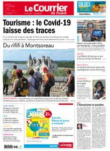 Le Courrier de l'Ouest Saumur – 01 août 2020
