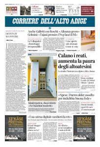 Corriere dell'Alto Adige - 3 Marzo 2018