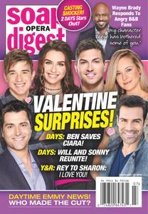 Soap Opera Digest - February 18, 2019