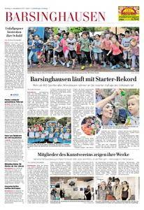Barsinghausen/Wennigsen - 04. September 2017