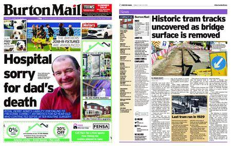 Burton Mail – June 22, 2018