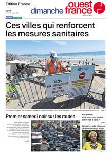 Ouest-France Édition France – 02 août 2020