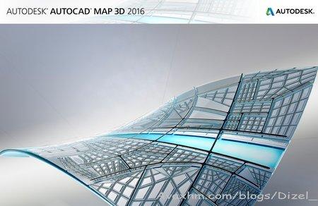 Autodesk AutoCAD Map 3D v2020 (x64) ISO