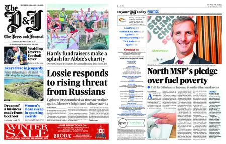 The Press and Journal Moray – December 27, 2018