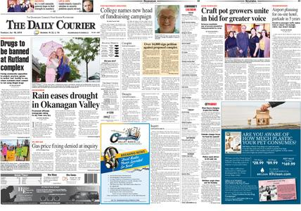 Kelowna Daily Courier – July 18, 2019