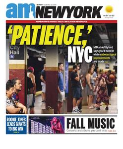 AM New York - September 23, 2019