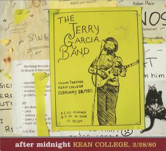 Jerry Garcia Band - After Midnight:  Keane College, February 28, 1980 (2004) {3 Disc Set HDCD Rhino R2 76538}