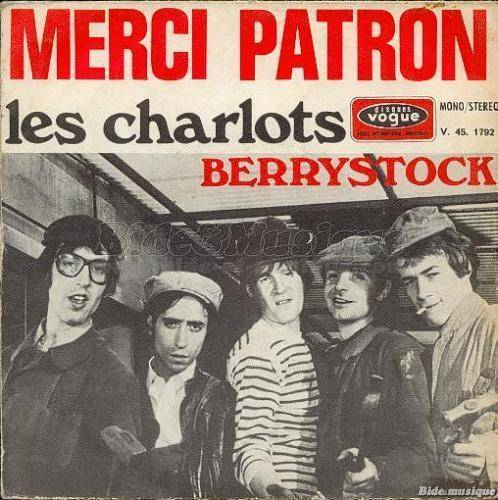 (French funny Oldie) Les CHARLOTS - Merci Patron ...[VideoClip + Track]