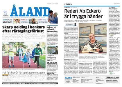 Ålandstidningen – 09 maj 2018