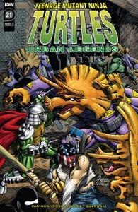 Teenage Mutant Ninja Turtles-Urban Legends 021 2020 Digital BlackManta