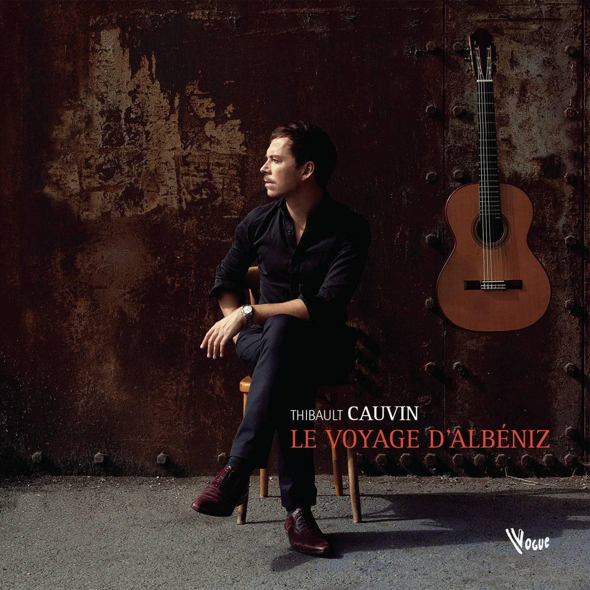 Thibault Cauvin - Le voyage d'Albéniz (2014) [Official Digital Download 24/88]