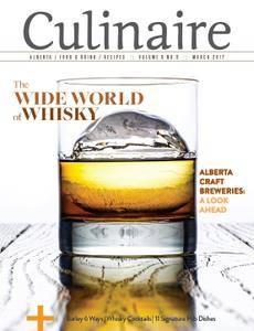 Culinaire Magazine - March 2017