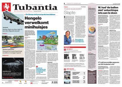 Tubantia - Hengelo – 30 mei 2018
