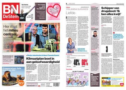 BN DeStem - Bergen op Zoom – 14 februari 2020