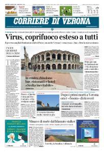 Corriere di Verona – 10 marzo 2020