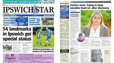 Ipswich Star – September 03, 2020
