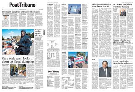 Post-Tribune – October 06, 2020